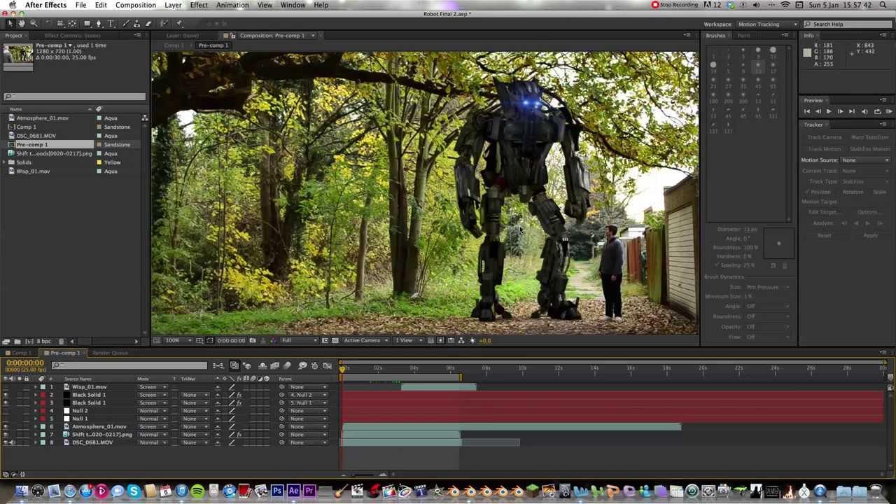 Phần mềm làm kỹ xảo video