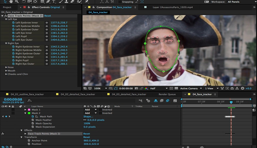 Phần mềm kỹ xảo video